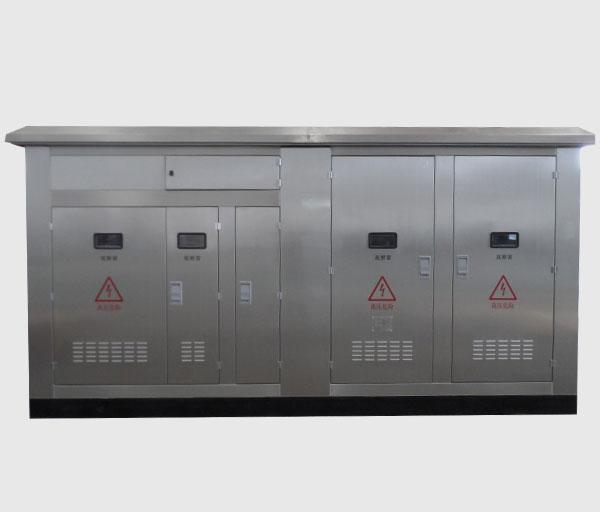 LCH-NER变压器/发电机中性点接地电阻柜