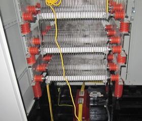 不锈钢电阻接地电阻装置